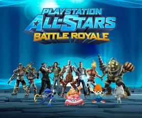 Playstation All-Star Battle Royale© SCEA