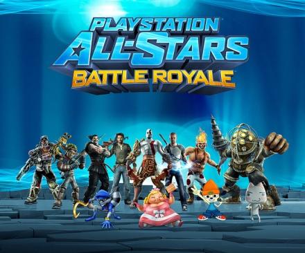 Playstation All-Star Battle Royale© SCEA
